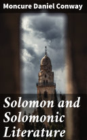 Solomon and Solomonic Literature Book