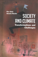 Society and climate: transformations and challenges