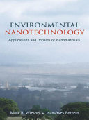 Environmental Nanotechnology Applications And Impacts Of Nanomaterials Book PDF