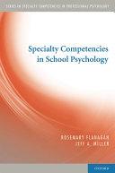 Specialty Competencies in School Psychology [Pdf/ePub] eBook