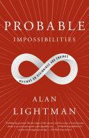 Probable Impossibilities Pdf/ePub eBook