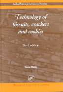 Technology of Biscuits  Crackers  and Cookies  Third Edition Book