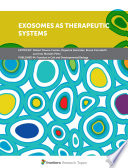 Exosomes as Therapeutic Systems
