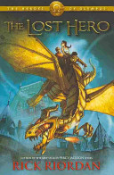 Heroes of Olympus, The, Book One The Lost Hero image