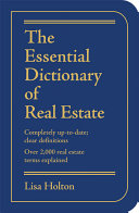 The Essential Dictionary of Real Estate