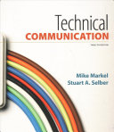 link to Technical Communication in the TCC library catalog