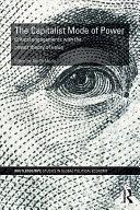 The Capitalist Mode of Power Pdf/ePub eBook