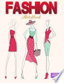 Fashion Sketchbook Figure Template