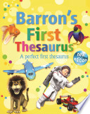 Barron's First Thesaurus
