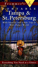Frommer s Portable Tampa   St  Petersburg