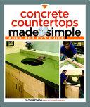 Concrete Countertops Made Simple