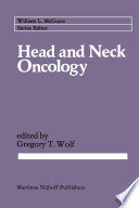 Head and Neck Oncology Book