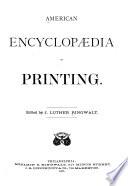 American Encyclopaedia Of Printing