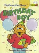 The Berenstain bears' birthday boy
