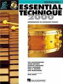 Essential Technique  2000 Book PDF