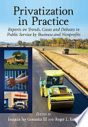 Privatization in Practice Book