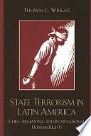 State Terrorism in Latin America