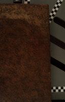Catalogue Des Livres Imprimés De La Bibliotheque Du Roi. [3]. Jurisprudence