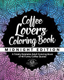 Coffee Lover s Coloring Book