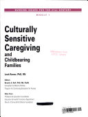 Culturally Sensitive Caregiving and Childbearing Families