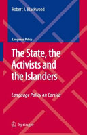 The State  the Activists and the Islanders