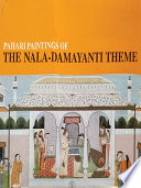 PAHARI PAINTINGS OF THE NALA - DAMAYANTI THEME