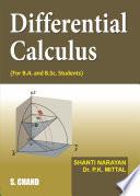 Differential Calculus Book