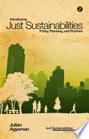 Introducing Just Sustainabilities