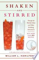 Shaken and Stirred Book