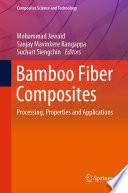 Bamboo Fiber Composites