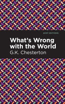 What's Wrong with the World [Pdf/ePub] eBook