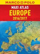 Europe Marco Polo Maxi Atlas