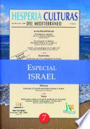 Hesperia N   7 Israel Culturas del Mediterr  neo Book