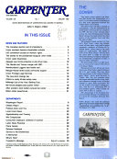 Carpenter Book