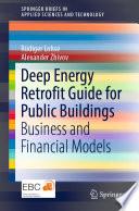 Deep Energy Retrofit Guide for Public Buildings