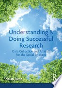 Understanding and Doing Successful Research Book