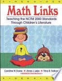 Math Links Book PDF