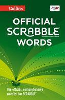 Collins Official Scrabble Words Book