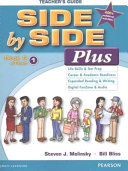 Side by Side Plus Teacher's Guide 1 with Multilevel Activity & Achievement Test Bk & CD-ROM