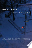No Longer and Not Yet Book