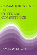 Communicating for Cultural Competence