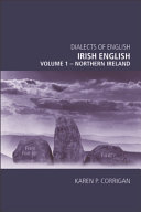 Irish English  volume 1   Northern Ireland