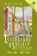 Literature and Society Book