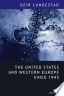 Cover of The United States and Western Europe Since 1945