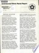 Bicentennial ethnic racial report
