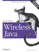Learning Wireless Java Book
