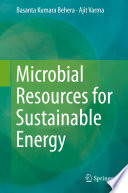 Microbial Resources for Sustainable Energy