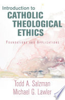 Introduction To Catholic Theological Ethic
