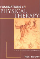 Foundations Of Physical Therapy Book PDF