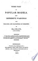 Popular models  and impressive warnings for the sons and daughters of industry
